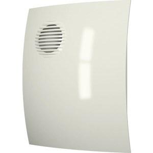 Вентилятор DiCiTi осевой вытяжной D 100 декоративный (PARUS 4 Ivory)