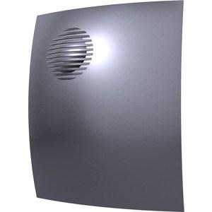 Вентилятор DiCiTi осевой вытяжной с обратным клапаном D 100 декоративный (PARUS 4C dark gray metal) alcatel pixi 4 5 dark gray пакет услуг в комплекте