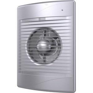 где купить Вентилятор DiCiTi осевой вытяжной с обратным клапаном D125 декоративный (STANDARD 5C gray metal) дешево