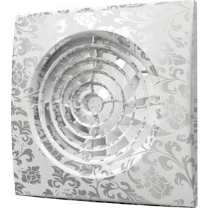 Вентилятор DiCiTi осевой вытяжной с обратным клапаном D 100 декоративный (AURA 4C white design) обогреватель heliosa hi design 55 ipx5 55bmob white