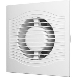 Вентилятор DiCiTi осевой вытяж.мультиопционный с контроллером Fusion Logic 1.1 обр.клапан D100 (SLIM 4C MRH) вентилятор optima 4 d100