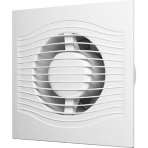 Вентилятор DiCiTi осевой вытяж.мультиопционный с контроллером Fusion Logic 1.1 обр.клапан D125 (SLIM 5C MRH) вентилятор осевой d125 мм cata mt 125 белый