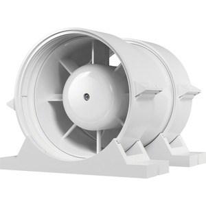 Вентилятор DiCiTi осевой канальный приточно-вытяжной с крепежным комплектом D 100 (PRO 4)