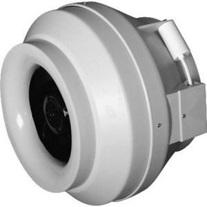Вентилятор DiCiTi центробежный канальный пластиковый D100 (CYCLONE-EBM 100) вентилятор центробежный d100 мм cata cb 100 plus белый