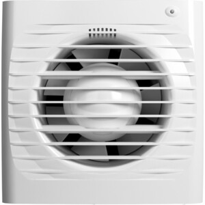 Вентилятор Era осевой вытяжной с обратным клапаном электронным таймером D 100 (ERA 4C ET) вентилятор осевой d125 мм era 5s et с таймером