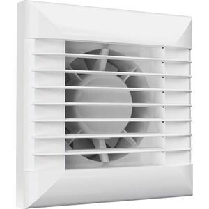 Вентилятор Era осевой вытяжной с шнуровым тяговым открыванием жалюзи D 100 (EURO 4AM) вентилятор осевой вентс d100 мм 18 вт жалюзи