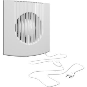 Вентилятор Era осевой вытяжной с сетевым кабелем и выключателем D 125 (FAVORITE 5-01) вентилятор осевой d125 мм era pro 5
