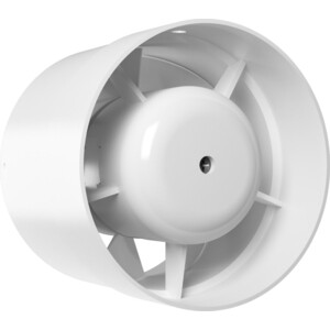 Вентилятор Era осевой канальный вытяжной D 160 (PROFIT 6) вентилятор diciti осевой канальный приточно вытяжной с крепежным комплектом d 160 pro 6
