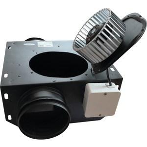 Вентилятор Era центробежный канальный D 125 (STELS 125)  вентилятор канальный cata mt 125