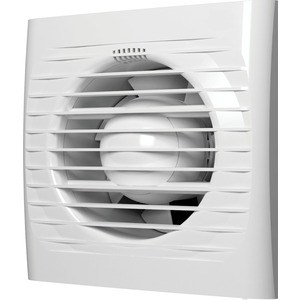 Вентилятор AURAMAX осевой вытяжной со шнуровым тяговым выключателем D 125 (OPTIMA 5-02) auramax optima 5 02 вентилятор