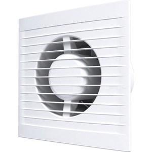 Вентилятор AURAMAX осевой вытяжной с антимоскитной сеткой обратным клапаном D 125 (A 5S C)