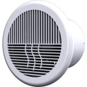 Вентилятор AURAMAX осевой вытяжной с антимоскитной сеткой D 160 (RW 6S) вентилятор auramax осевой канальный вытяжной d 160 vp 6