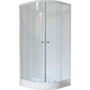 Душевой уголок Royal Bath 90*90*198 стекло прозрачное (RB90HK-T) душевой уголок royal bath 120 80 198 стекло прозрачное правый rb8120hp t r