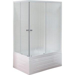 Душевой уголок Royal Bath 100*80*200 стекло шиншилла правый (RB8100BP-C-R) душевой уголок royal bath 100 100 200 стекло прозрачное rb100bk t