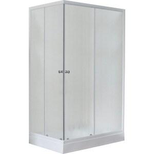 Душевой уголок Royal Bath 120*80*198 стекло шиншилла правый (RB8120HP-C-R) душевой уголок royal bath 120 80 198 стекло прозрачное правый rb8120hp t r