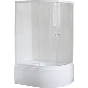 Душевой уголок Royal Bath 120*80*200 стекло прозрачное левый (RB8120BK-T-L) душевой уголок royal bath 120 80 198 стекло прозрачное правый rb8120hp t r