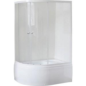 Душевой уголок Royal Bath 120*80*200 стекло прозрачное правый (RB8120BK-T-R) душевой уголок royal bath 120 80 198 стекло прозрачное правый rb8120hp t r