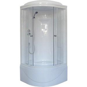 Душевая кабина Royal Bath 90х90х217 стекло прозрачное (RB90BK1-T)