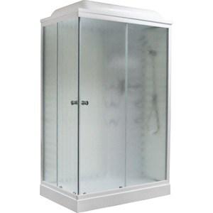 Душевая кабина Royal Bath 120х80х217 стекло правая белое/шиншилла (RB8120HP3-WC-R)