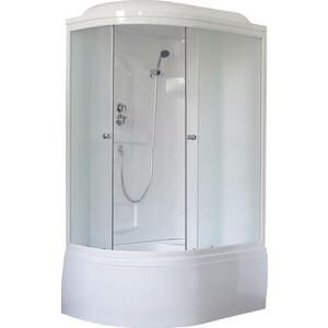 Душевая кабина Royal Bath 120х80х217 стекло матовое правая (RB8120BK1-M-R) душевая кабина royal bath 120х80х217 стекло левая белое прозрачное rb8120bp3 wt l