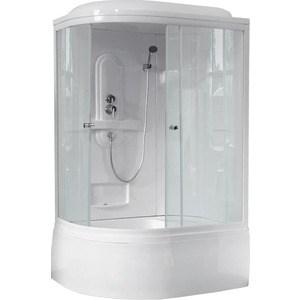 Душевая кабина Royal Bath 120х80х217 стекло прозрачное правая (RB8120BK1-T-R)