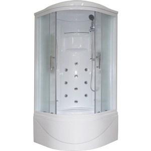 Душевая кабина Royal Bath 100х100х225 стекло шиншилла (RB100NRW-C)