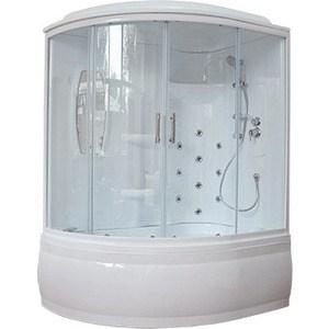 Душевая кабина Royal Bath 150х100х225 стекло прозрачное правая (RB150ALP-T-R)