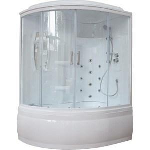Душевая кабина Royal Bath 170х100х225 стекло прозрачное правая (RB170ALP-T-R)