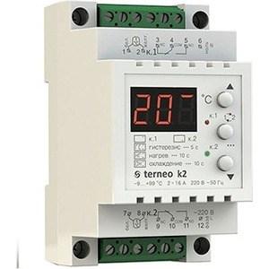 Terneo k2 терморегулятор
