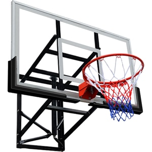 Баскетбольный щит DFC BOARD48P 120x80 см поликарбонат цена и фото
