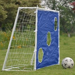 Ворота игровые DFC GOAL302T 302x200x130 см с тентом для отрабатывания ударов dfc ворота складные с тентом goal240st