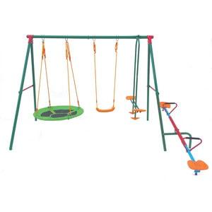 Детский комплекс c качелями DFC MSW-01
