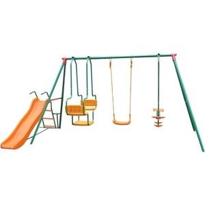 Детский комплекс DFC с горкой MSGL-01 (качели) dfc i 06cl
