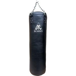 Боксерский мешок DFC HBL5 150х40 70кг кожа аэроводный боксерский мешок aquabox masters 65кг 35х150см нат кожа 1 9мм