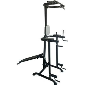 Стойка для подтягиваний DFC со скамьей VT-7005 стойка для приседаний со страховкой arms ar018