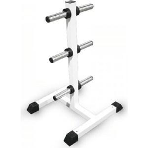 Стойка для хранения дисков MB Barbell на 50 мм (елочка на 6 позиций) стойка mb barbell мв 2 19 grey