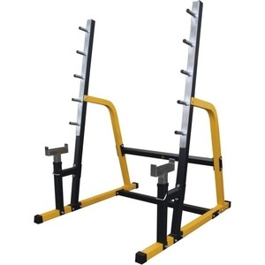 Стойка силовая DFC POWERGYM RA041 гантели пара 8 кг dfc powergym db002 8