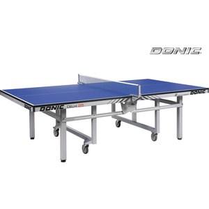 Теннисный стол Donic Delhi 25 BLUE (без сетки) носки для тенниса donic 70367