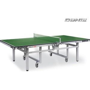 Теннисный стол Donic Delhi 25 GREEN (без сетки) цена