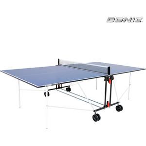 Фотография товара теннисный стол Donic Indoor Roller SUN BLUE 16мм (680506)