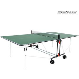 Теннисный стол Donic INDOOR ROLLER SUN GREEN 16мм