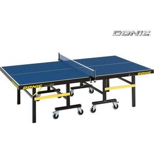 Теннисный стол Donic Persson 25 BLUE (без сетки) носки для тенниса donic 70367