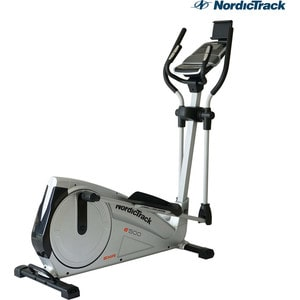 Эллиптический тренажер NordicTrack E 500 эллиптический тренажер circle e7 e plus