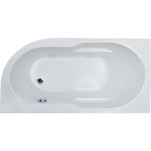 Акриловая ванна Royal Bath Azur RB 614201 левая 150х80 (RB614201L) акриловая ванна royal bath azur rb 614200 левая 140х80 rb614200l