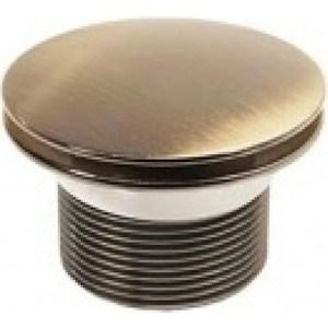 Выпуск для ванны Kaiser D40 клик-клак латунь, старая бронза Antique (8004В An)