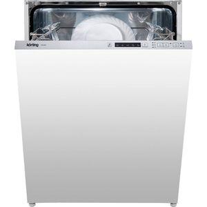 Встраиваемая посудомоечная машина Korting KDI 6040 встраиваемая посудомоечная машина korting kdi 4550