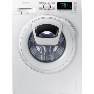 Стиральная машина Samsung WW90K6414SW стиральная машина samsung ww90j6410cw