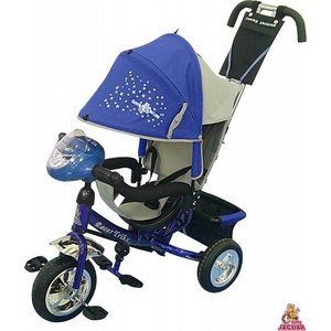 Трехколесный велосипед Lexus Trike Racer Trike (MS-0531 IC) синий