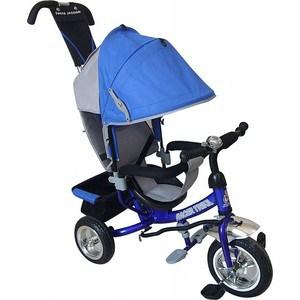 все цены на Трехколесный велосипед Lexus Trike Racer Trike (MS-0531) синий онлайн