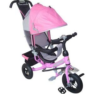 Трехколесный велосипед Lexus Trike Racer Trike (MS-0536) розовый велосипед трехколесный injusa city trike aluminium розовый